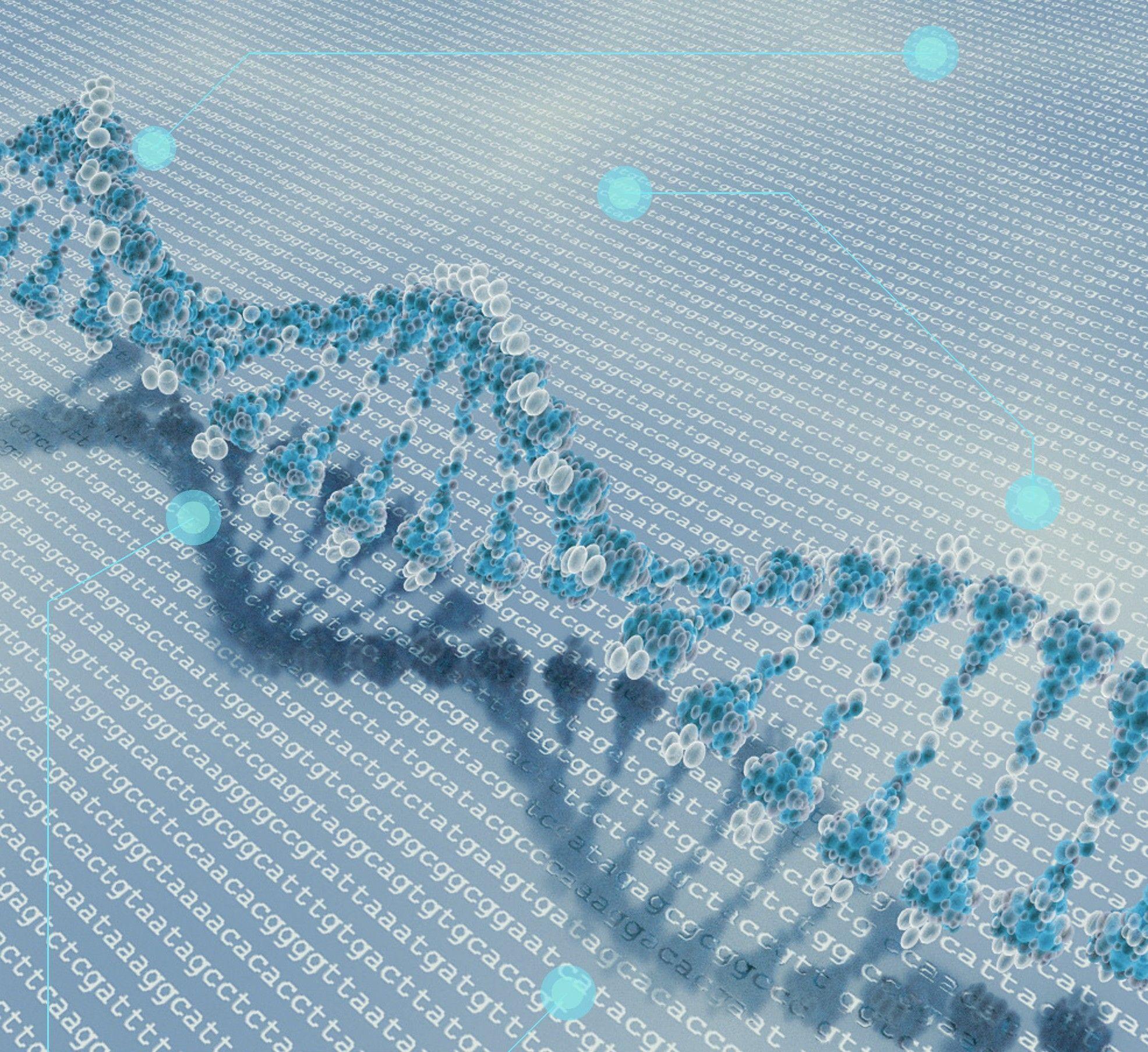 edición del genoma humano. Imagen: Mehmet Pinarci (CC BY 2.0, https://creativecommons.org/licenses/by/2.0/)