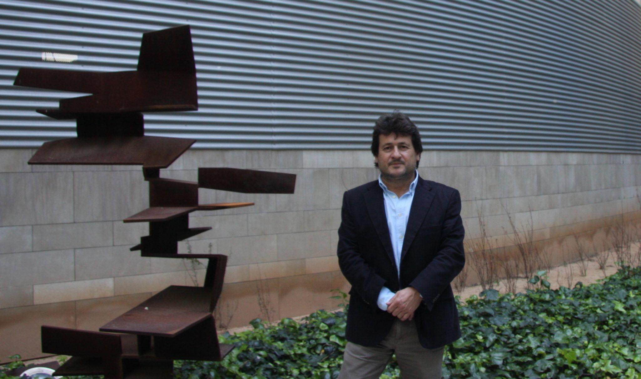 Manuel Pérez Alonso. Fotografía: Lucía Márquez, Genética Médica News.