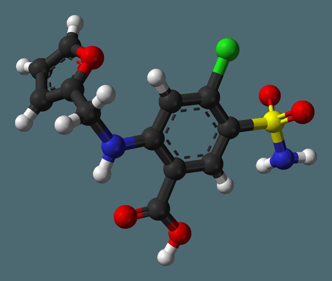 furosemida inhibidor de KCC3