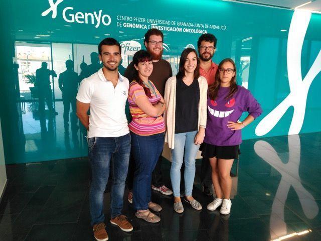 El grupo de Otologia y Otoneurologia (CTS495) desarrolla su actividad en el Centro de Genómica e Investigación Oncológica (Genyo) y el Hospital Universitario de Granada. Imagen cortesía de José Antonio López Escamez. Enfermedad de Meniere