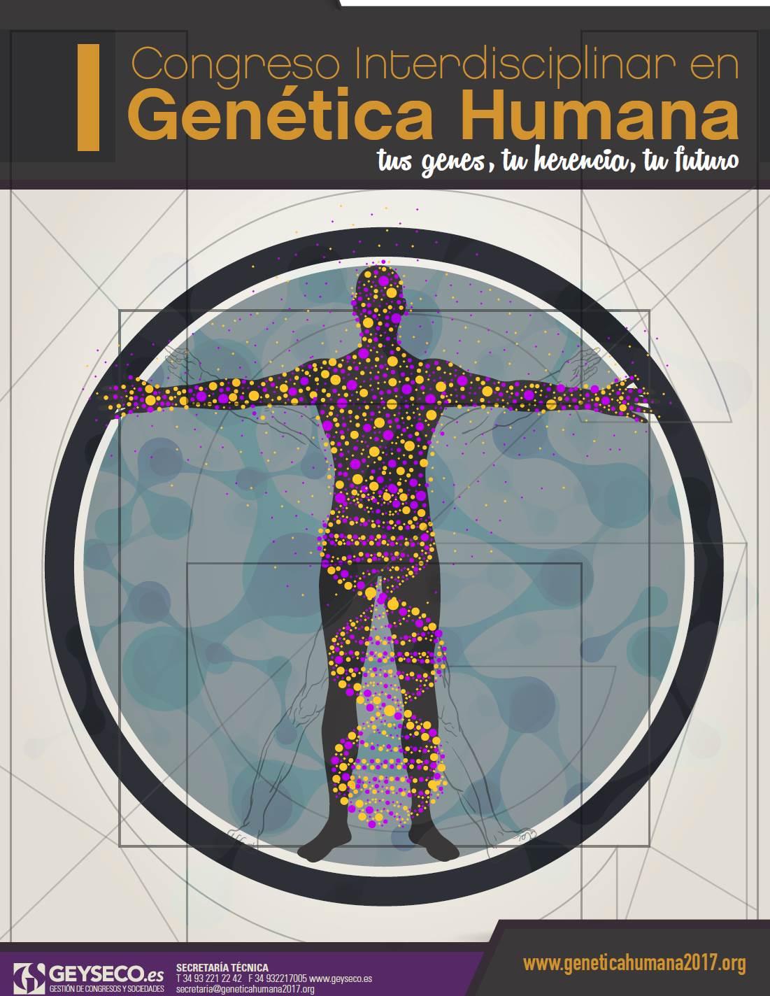 congreso interdisciplinar en genética humana