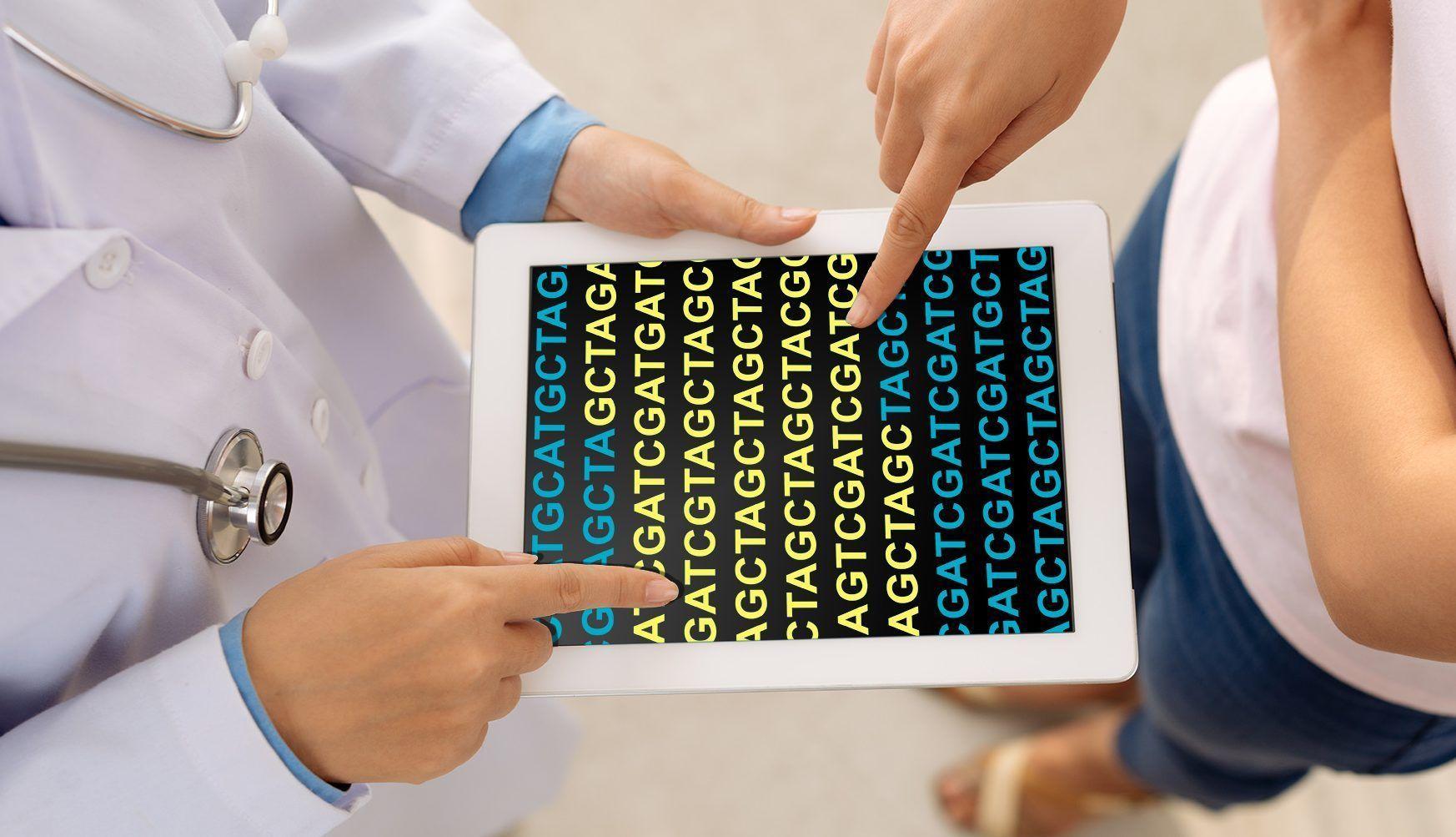 información genómica