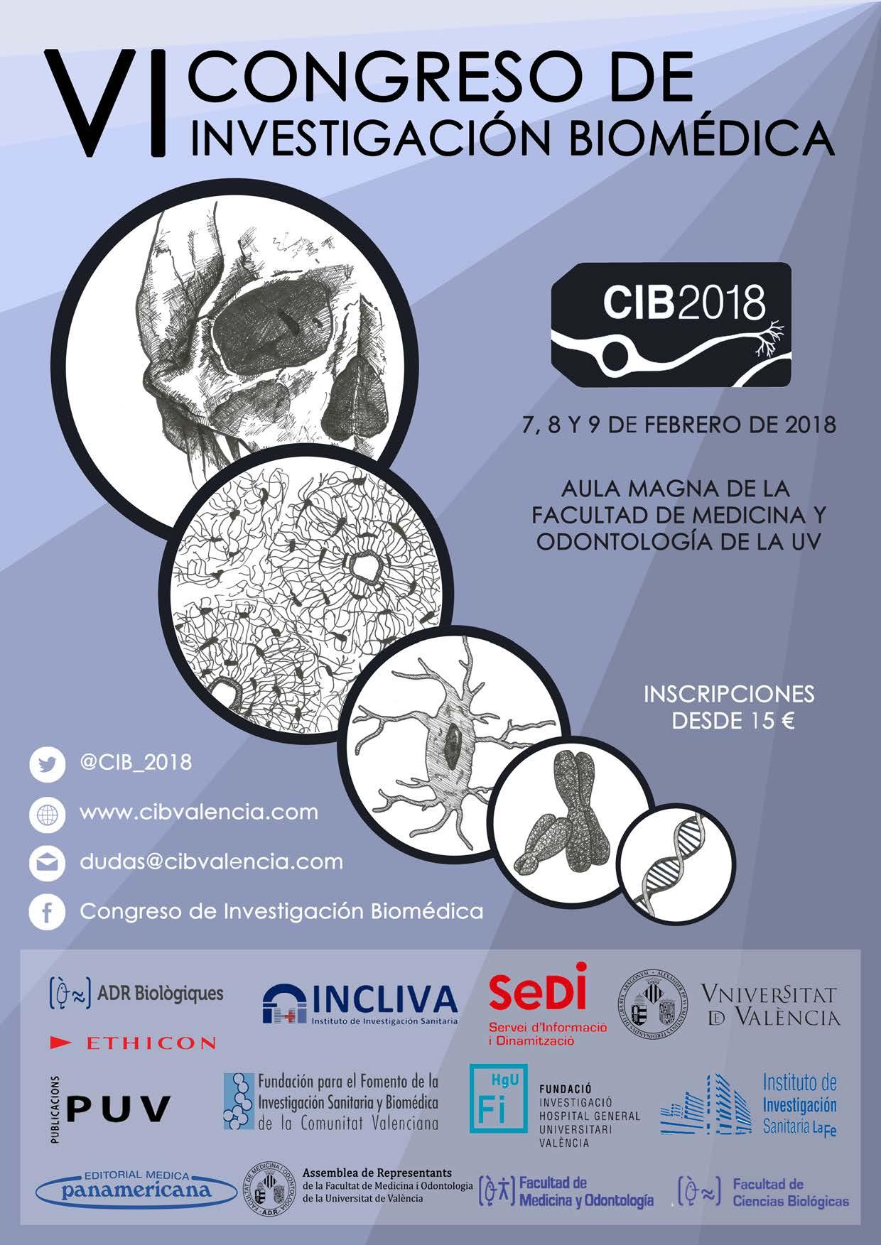 congreso de investigación biomédica