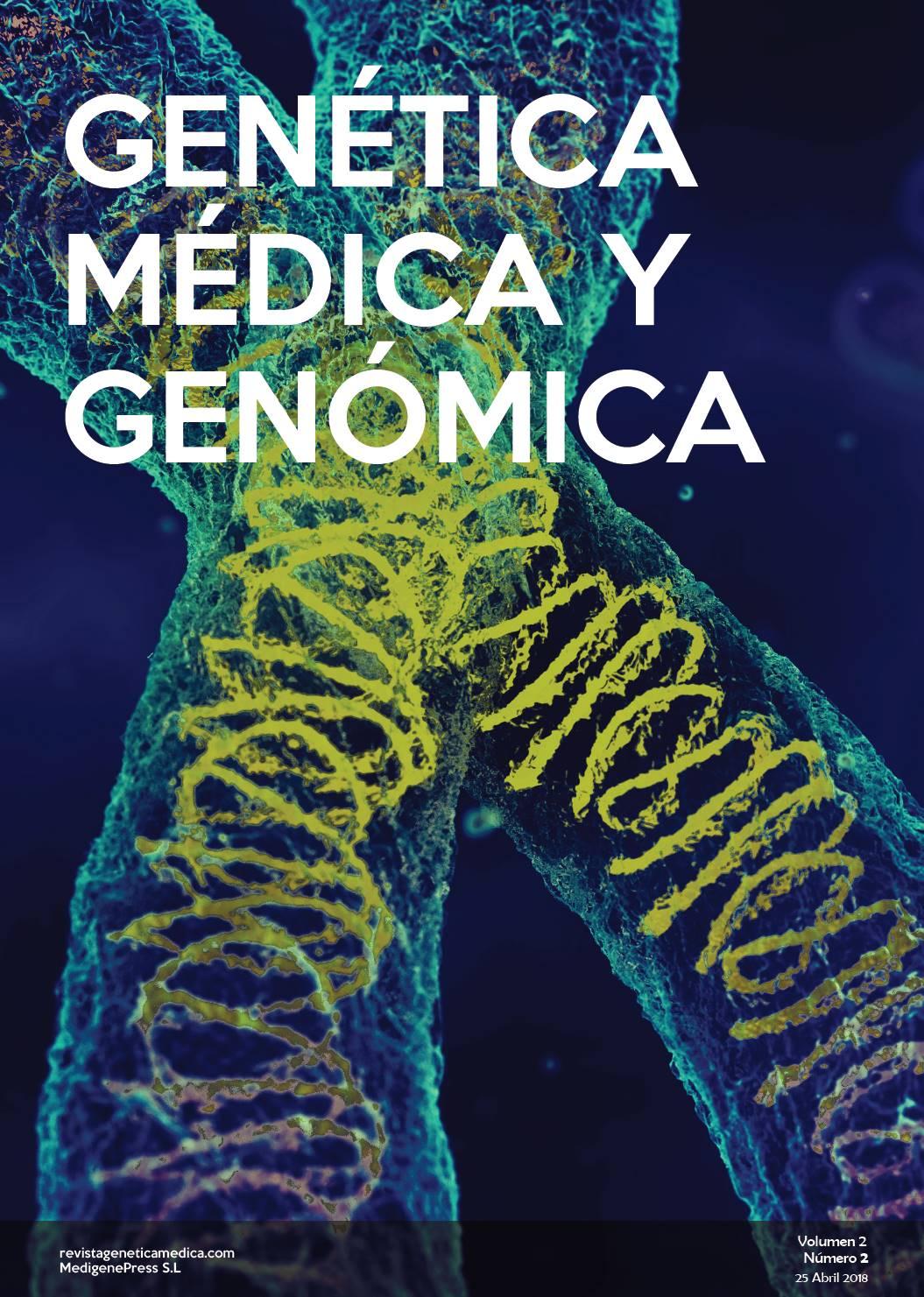 editorial genética médica