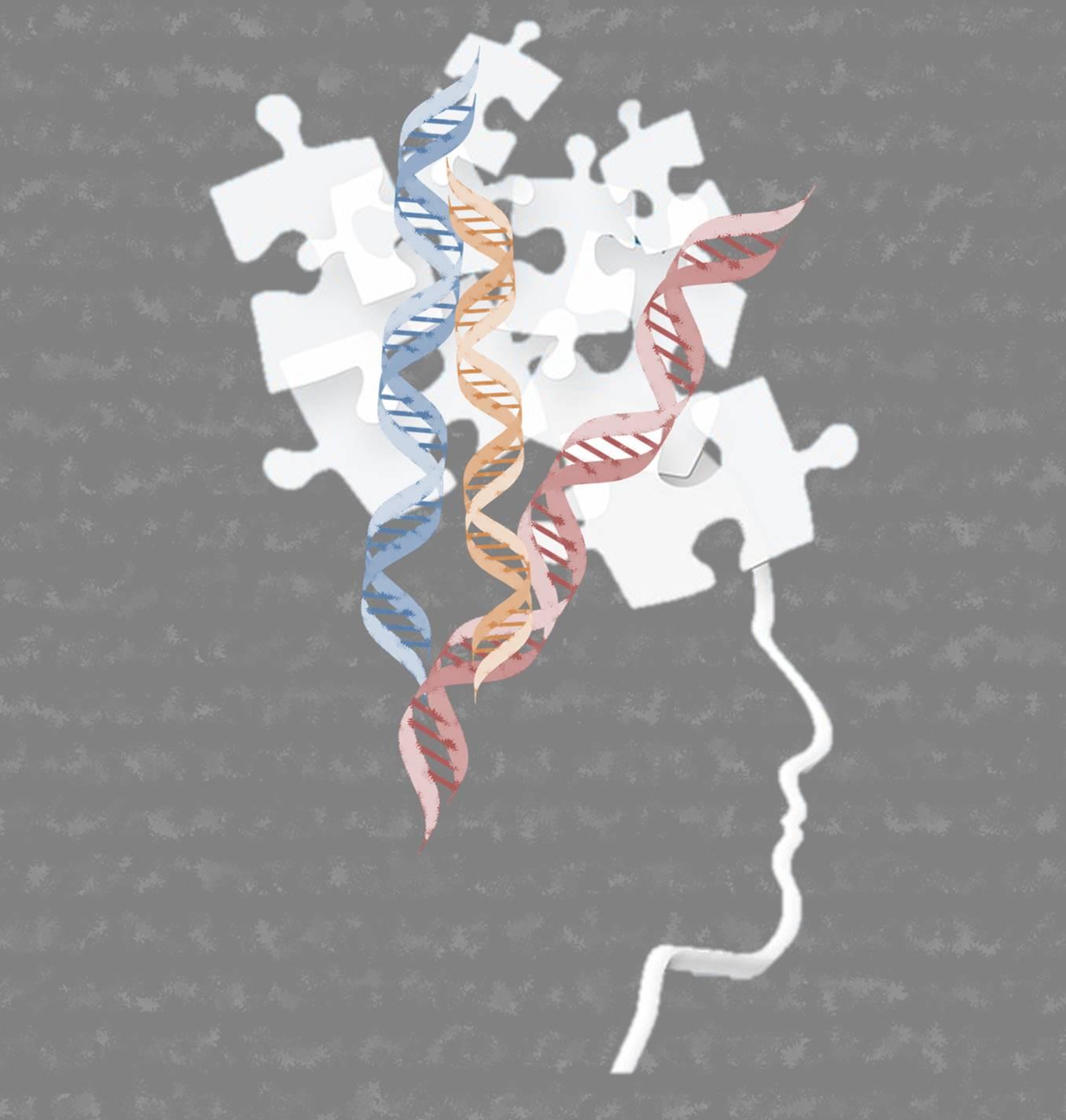recombinación genética en neuronas
