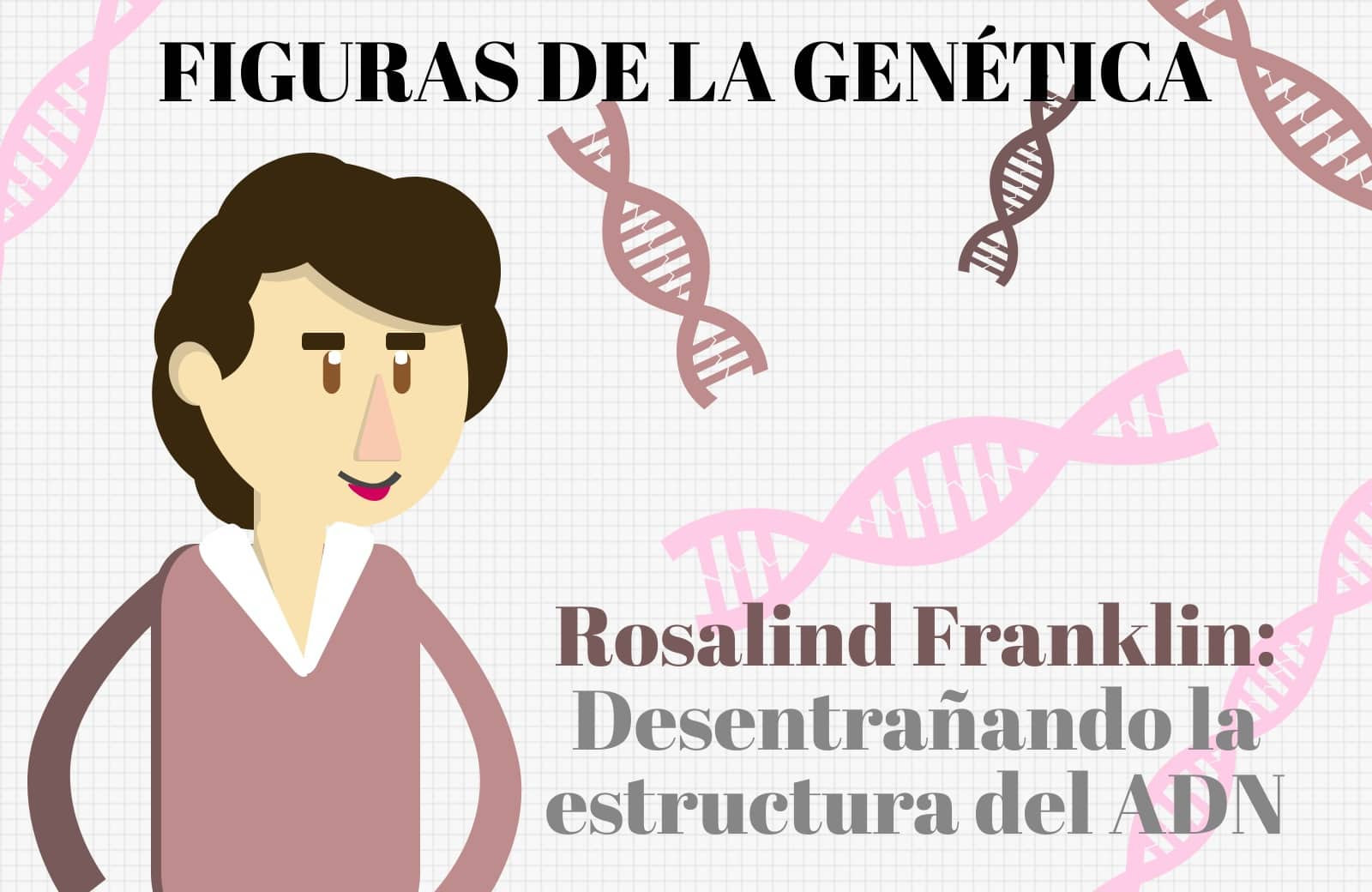 Rosalind Franklin Genotipia