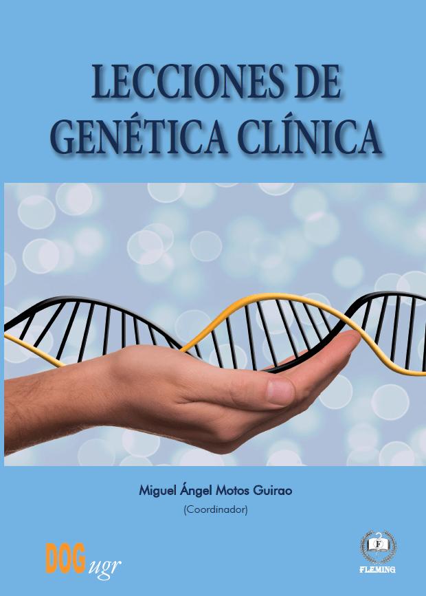 libro genética clínica
