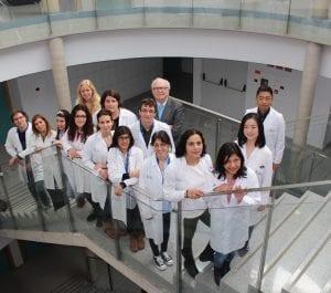 genetica supervivencia cáncer pulmón