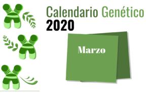 calendario, marzo, 2020
