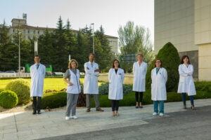 ensayo clínico linfoma