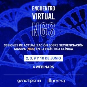 secuenciación genómica