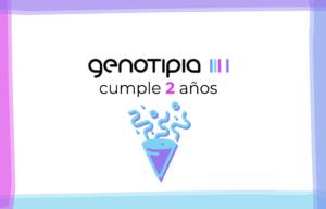 segundo aniversario genotipia